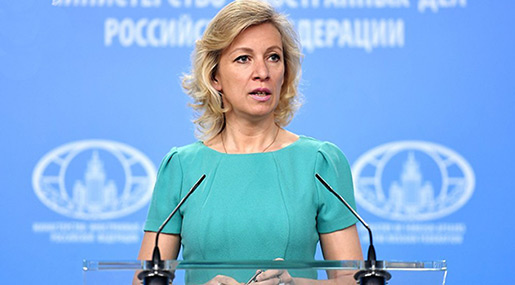 Zakharova: Syrian Witnesses Who Speak Truth «Poisoned» By Western Reporters