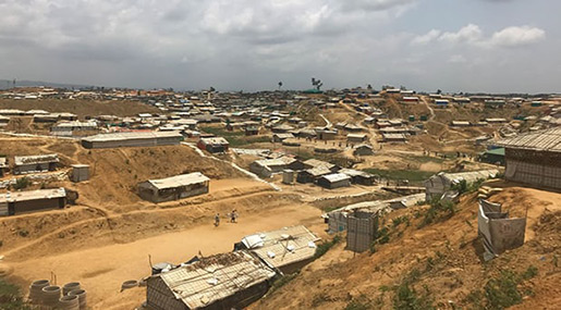 Now Rohingya Refugees Are Threatened By Monsoons. Britain Must Help