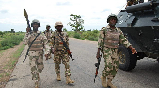 Five Nigerian Soldiers Killed in Boko Haram Ambush