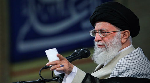 Imam Khamenei: Palestinians Themselves Must Decide the Fate of Palestine
