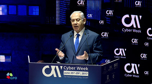 Bibi: Cyber-Attacks Are Grave Aviation Threat, But Field Offers Unimaginable Benefits