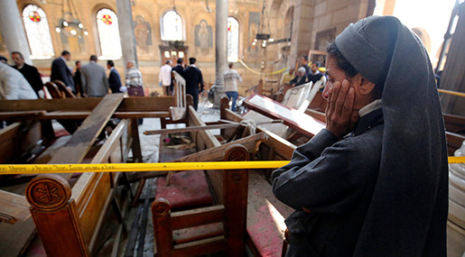 Coptic Church attack