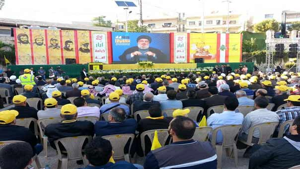 Hizbullah Secretary General His Eminence Sayyed Hassan Nasrallah delivered a speech on the 16th anniversary of the