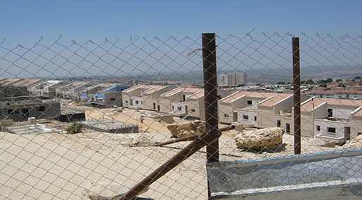 Belgium Alarmed at 'Israeli' Settlements