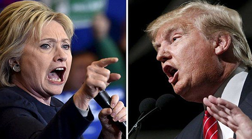 US 2016 Presidential Elections: Clinton, Trump Kick off Race to Finish Line