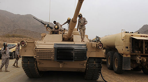 Saudi Arabia 'Purchasing Offensive Weapons'