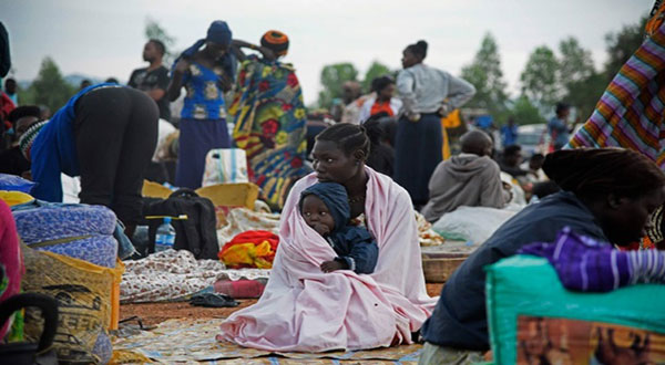South Sudan War Leaves 1 Million Children Refugees