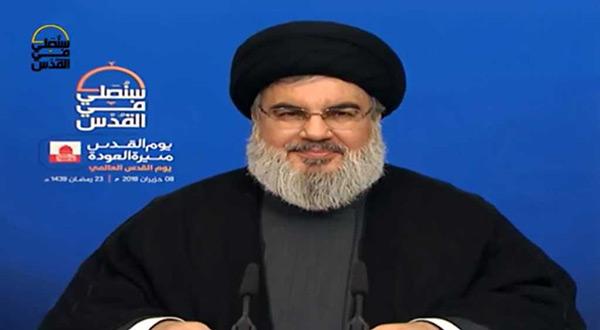 Hezbollah SG Sayyed Hassan Nasrallah