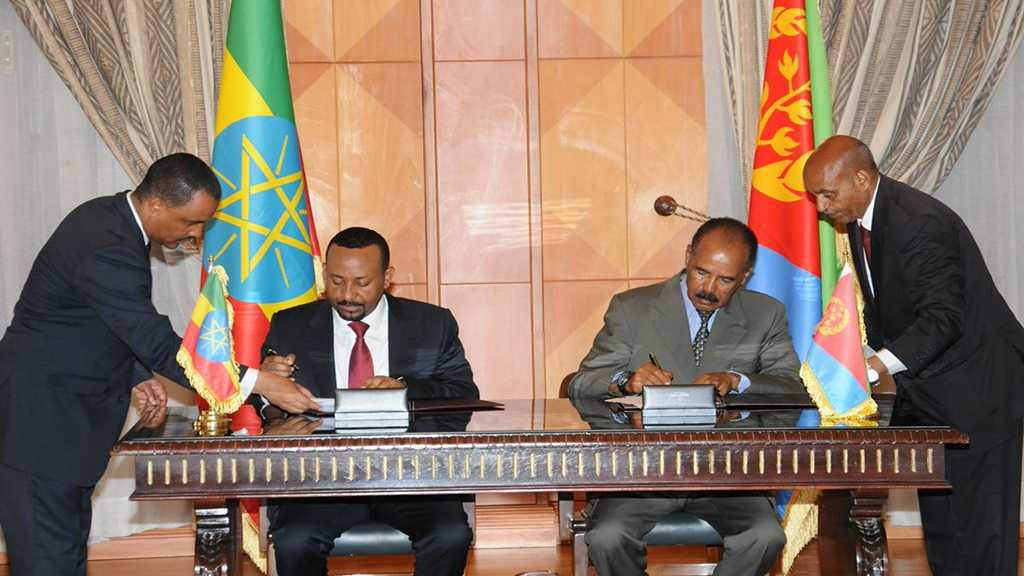 Ethiopia, Eritrea Officially End State of War