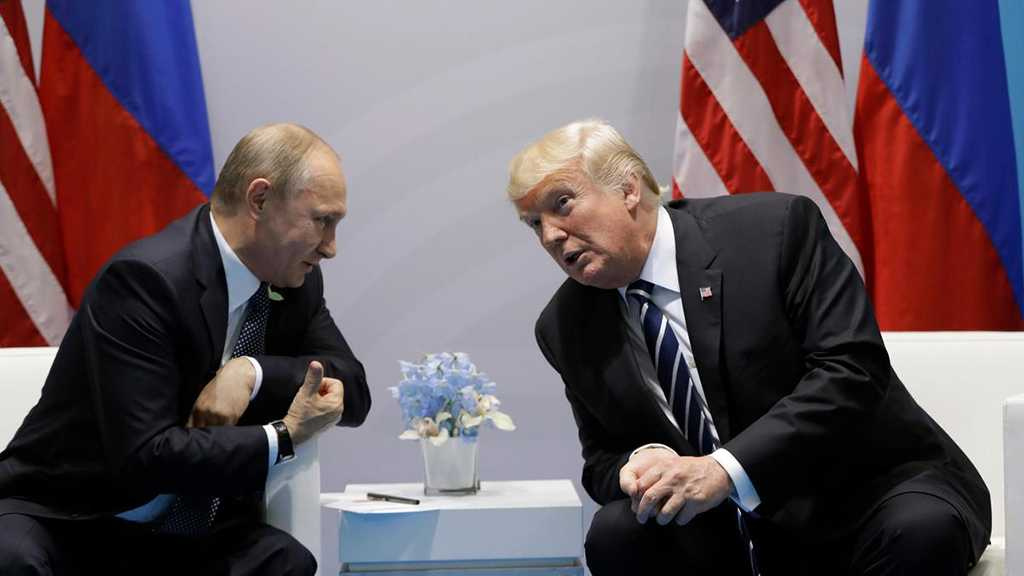 Trump, Putin to Hold First Summit Talks in Helsinki