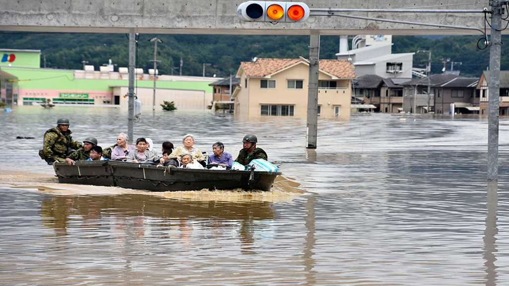 Japan Floods: Death Toll Climbs to 222