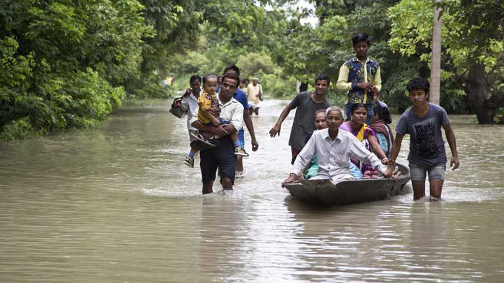 India Floods: Dozens Killed, Thousands Displaced in Southern States
