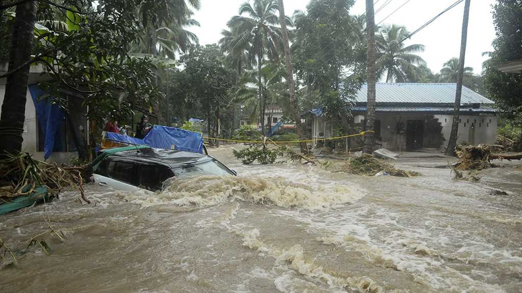 State Head: India's Kerala Flood Death Toll Jumps to 164