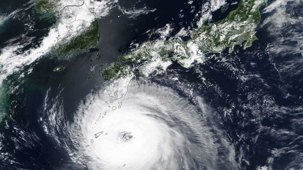 Flood-Battered West Japan Braces for Powerful Typhoon