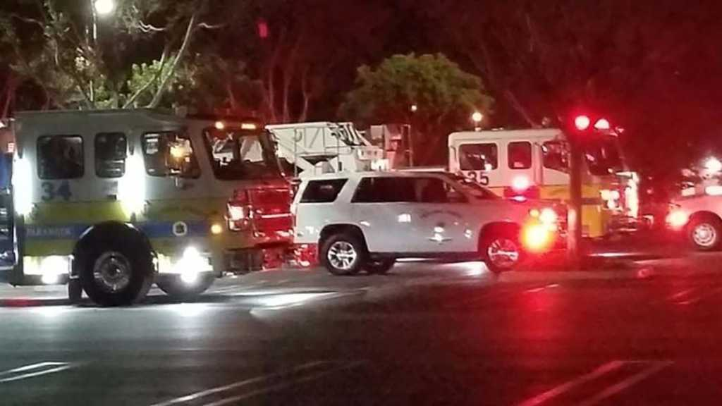 California Shooting: Dozens Injured Inside Crowded Restaurant