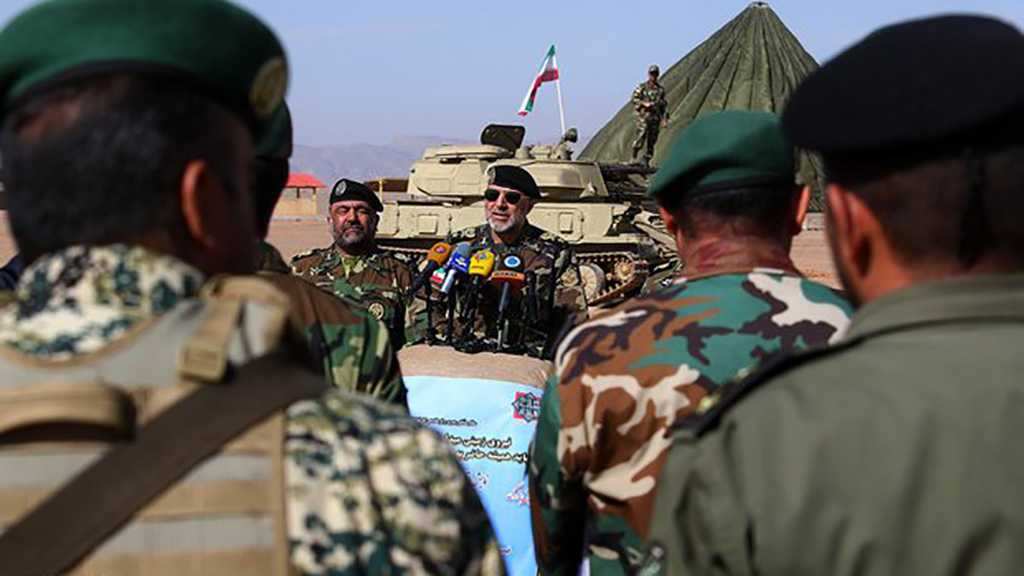 Iran's Army Ground Forces Begins 'Eghtedar 97' Massive Drills
