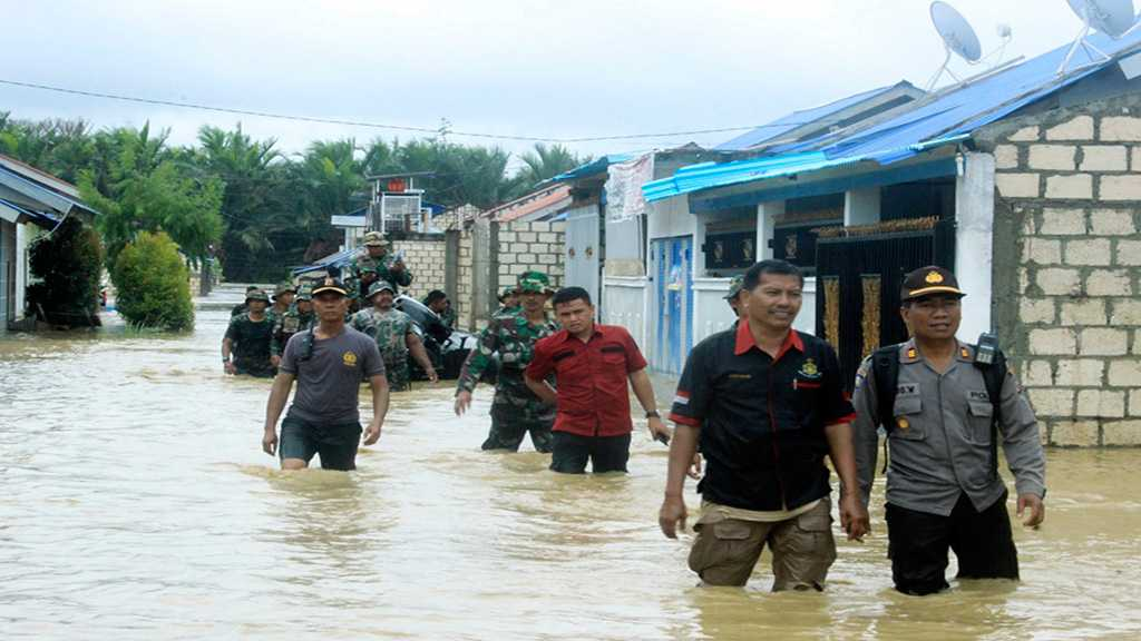 Indonesia Flash Floods: Death Toll Hits 77