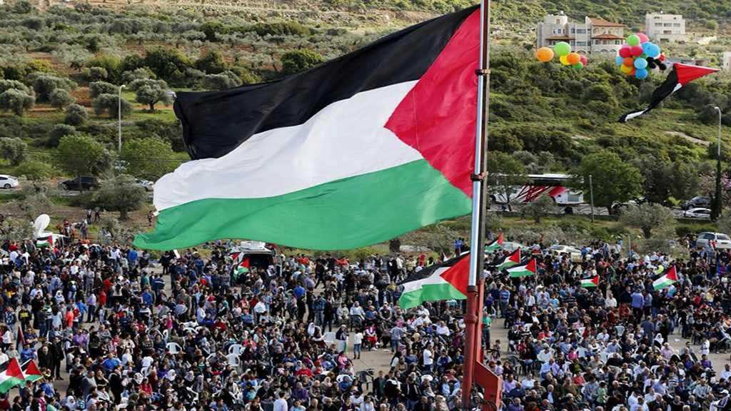Peace Possible Only Through End of Palestine's Occupation - Iran