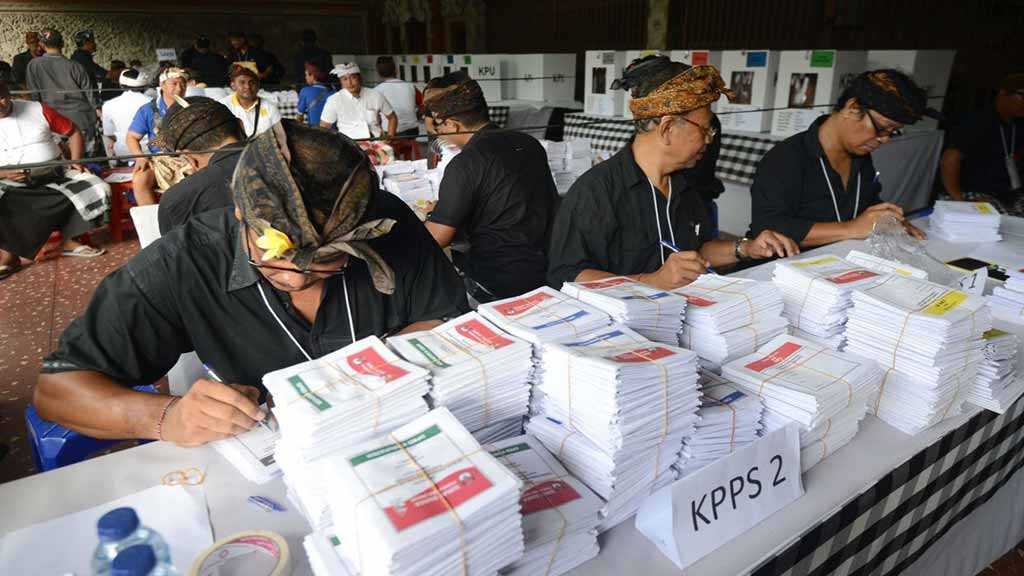 Indonesia Votes In Its Biggest-Ever Election