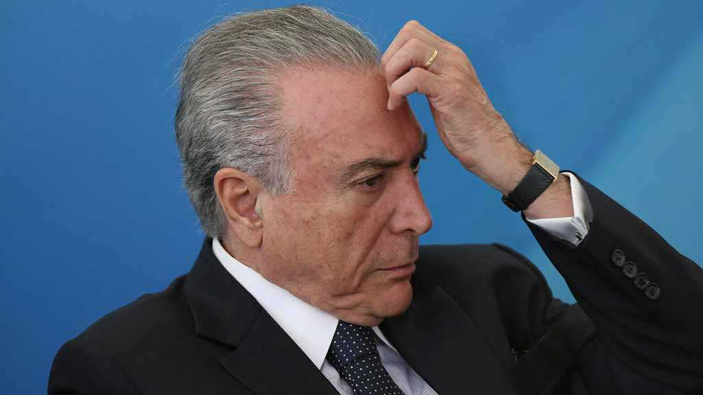 Brazil Court Orders Ex-President Back to Jail in Corruption Probe