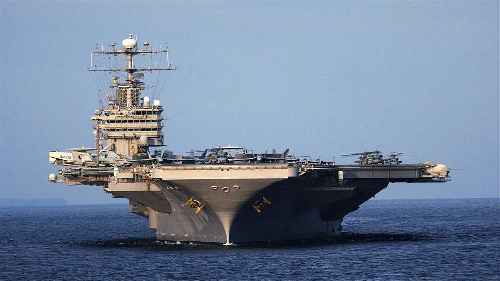 "US Retreats It Threats: Will Only Send Aircraft Carrier into Hormuz ""If Needed"""