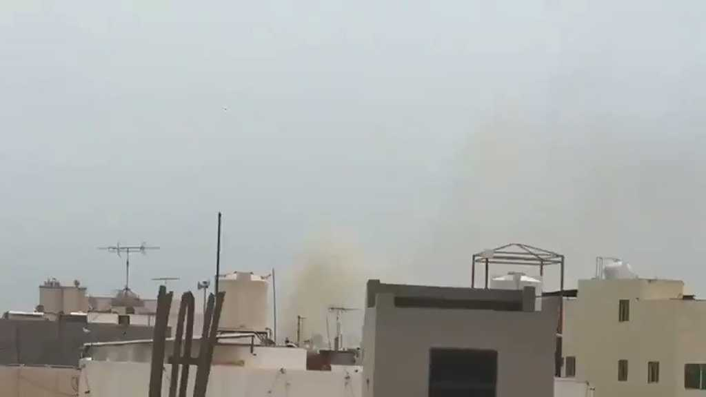 Watch Saudi Regime Shoot at Houses in Sanabes during the Month of Ramadan