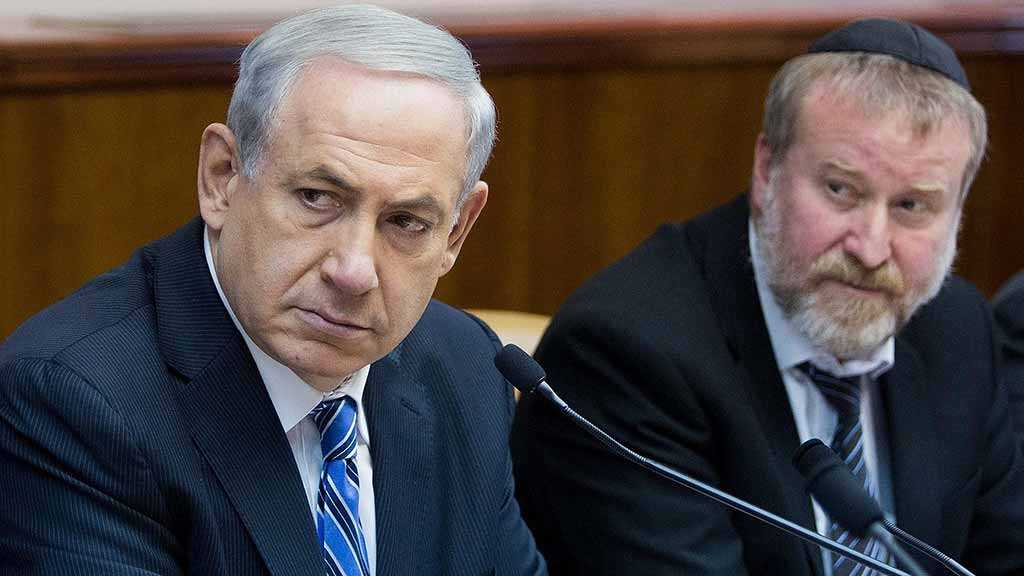 Netanyahu's Lawyers Refused to Accept Materials AG Sent