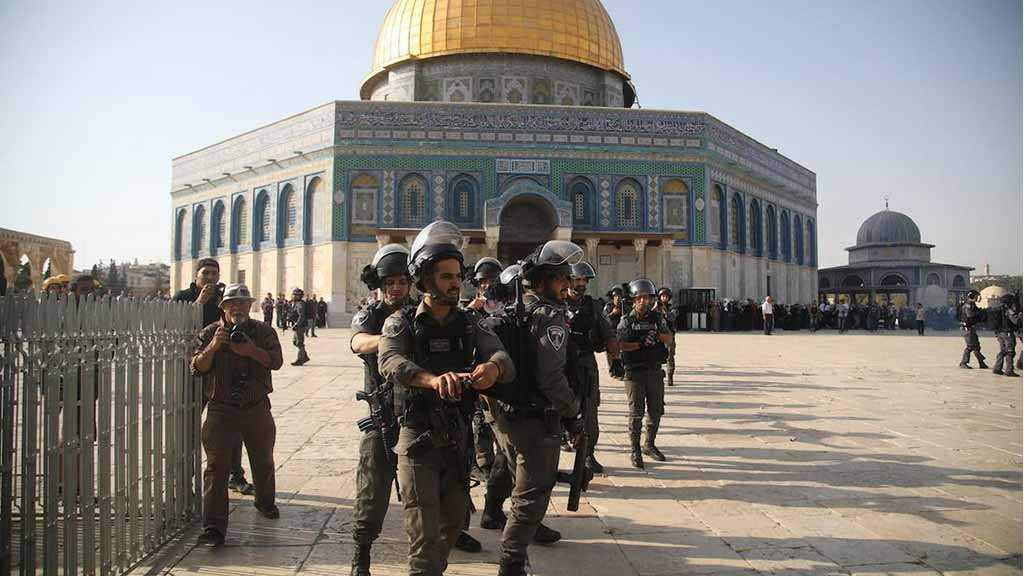 «Israel» to Bar Settlers from Entering Haram Al-Sharif for 1st Time in 30 Years