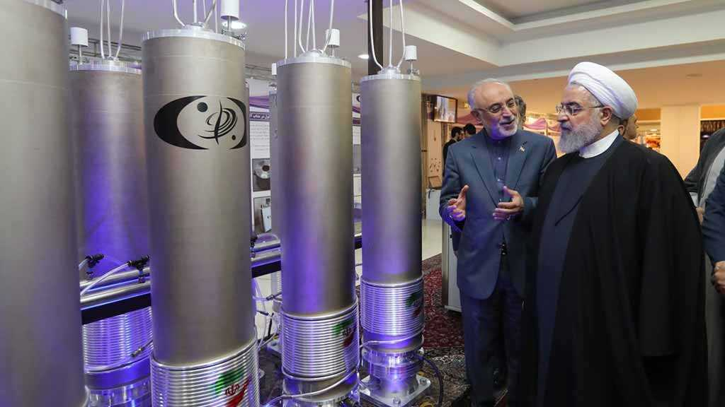 Russia: US to Blame for Iran's Accumulation of Excess Enriched Uranium
