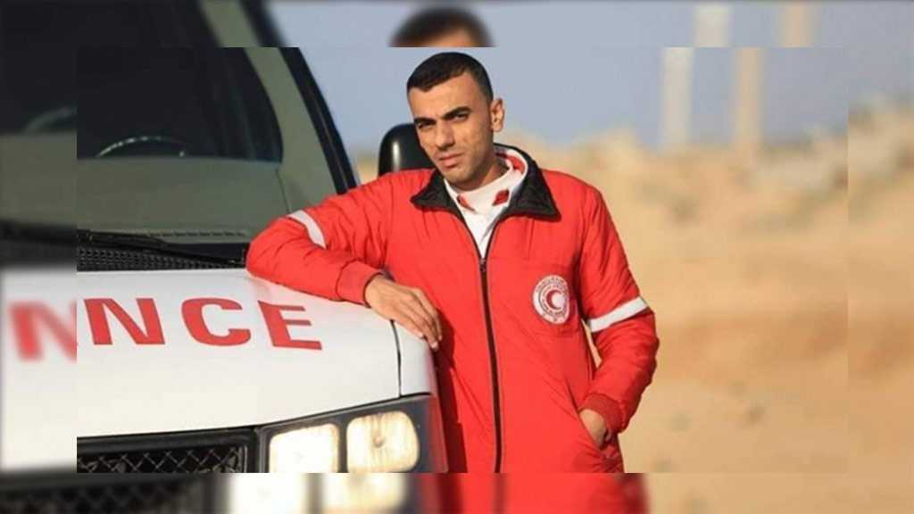 Palestinian Paramedic Dies of Wounds Sustained in Gaza Protests