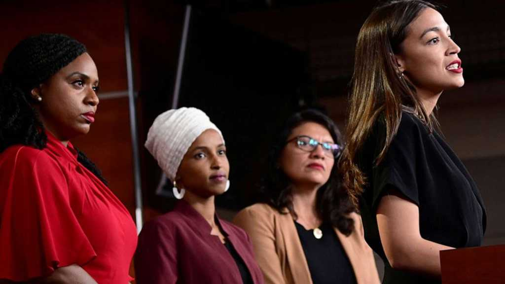 Trump Condemned by House for Racist Tweets against Muslim Congresswomen