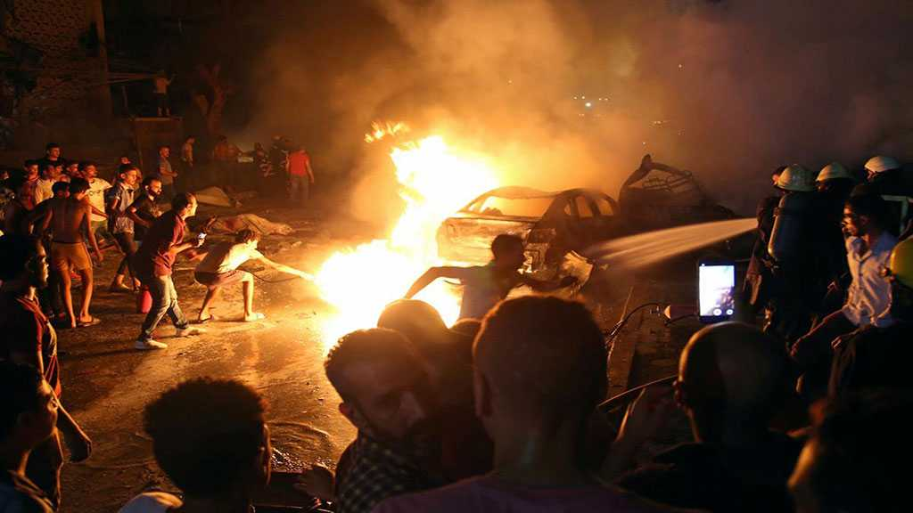 Deadly Car Explosion Hits Central Cairo, At Least 19 Killed