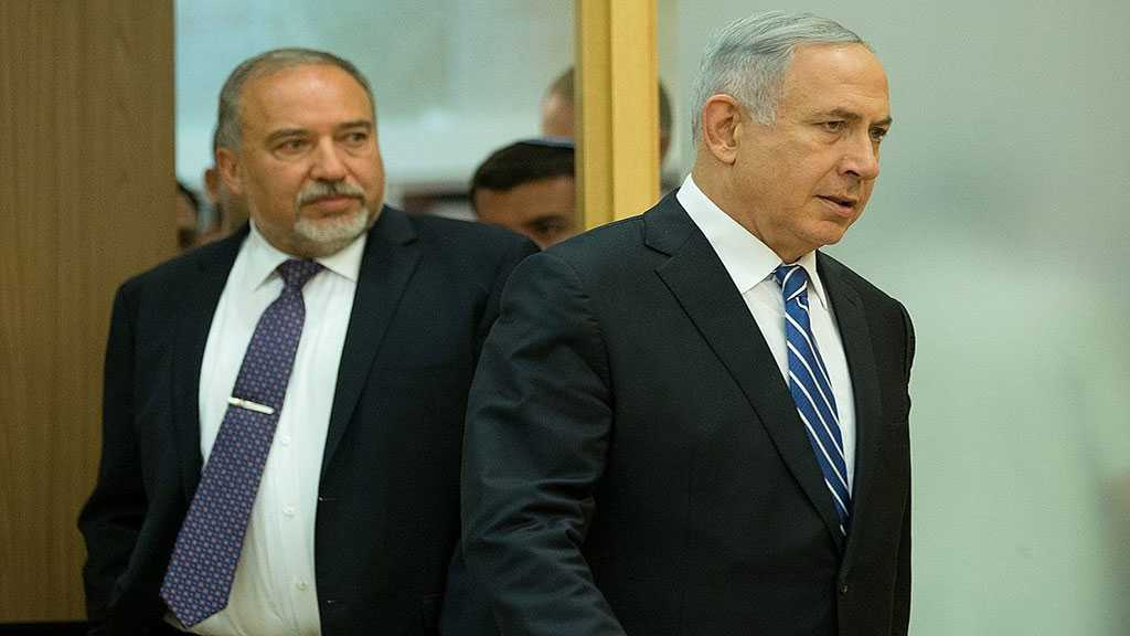 Netanyahu Rejects Lieberman's Push, Says No to 'Unity Government'