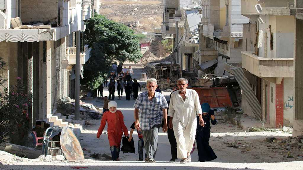Syria Opens Humanitarian Corridor to Enable Civilians' Exit from Idlib