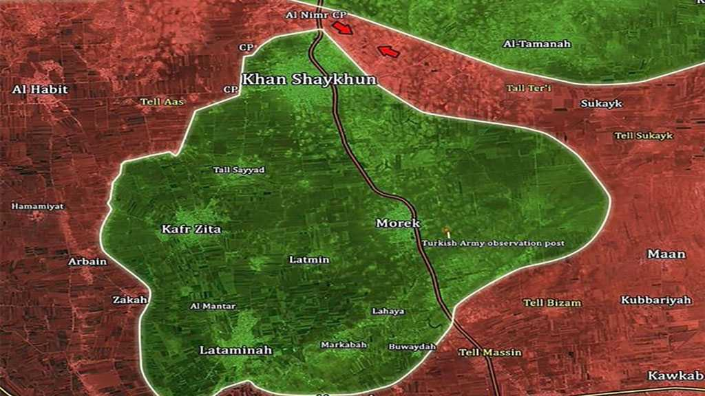 Syria Declares Liberation of Khan Shaykhun