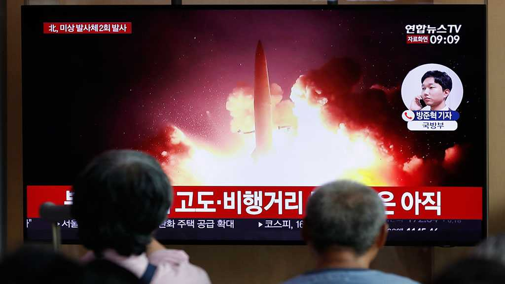 North Korea Fires 2 More Unidentified Projectiles Seawards