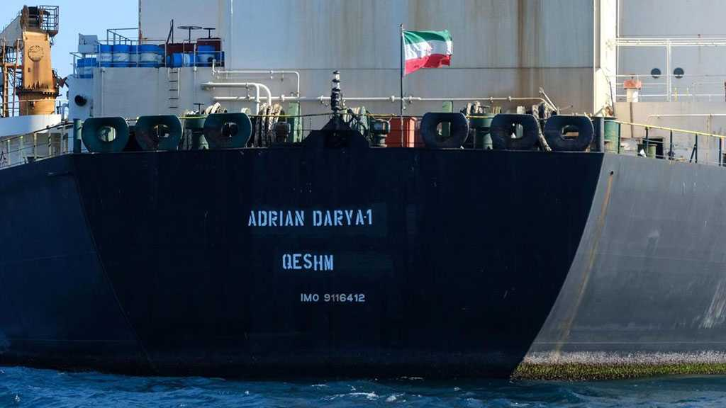 Turkish Minister: Iranian Tanker Headed To Lebanon, Not Turkey
