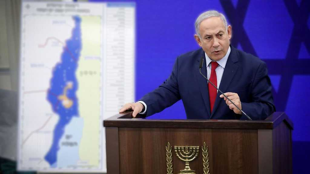Netanyahu to «Israelis»: Re-Elect Me and I'll Annex West Bank's Jordan Valley