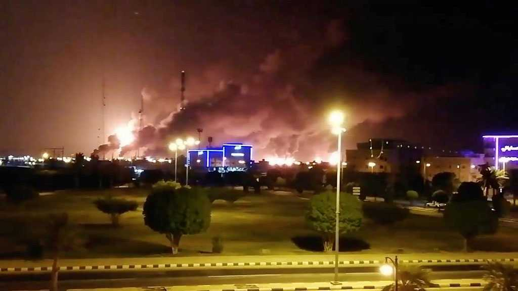 Drone Attacks Spark Fire at 2 Saudi Aramco Oil Plants