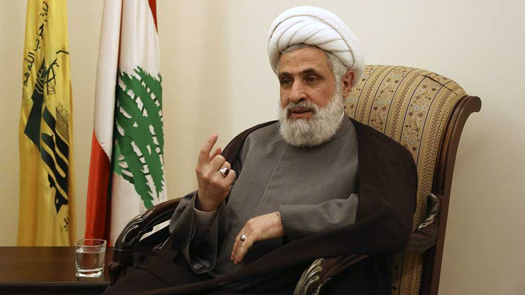 Sheikh Qassem: US Sanctions Will Not Affect Hezbollah