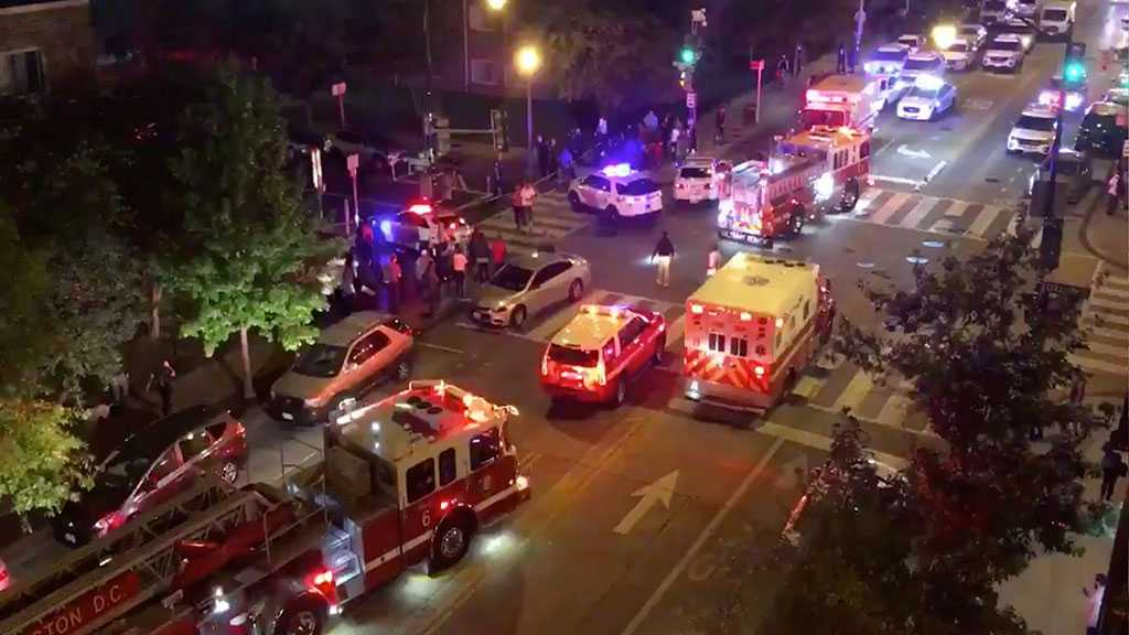 Washington, D.C. Shooting: Police Says One Dead, Five Hurt