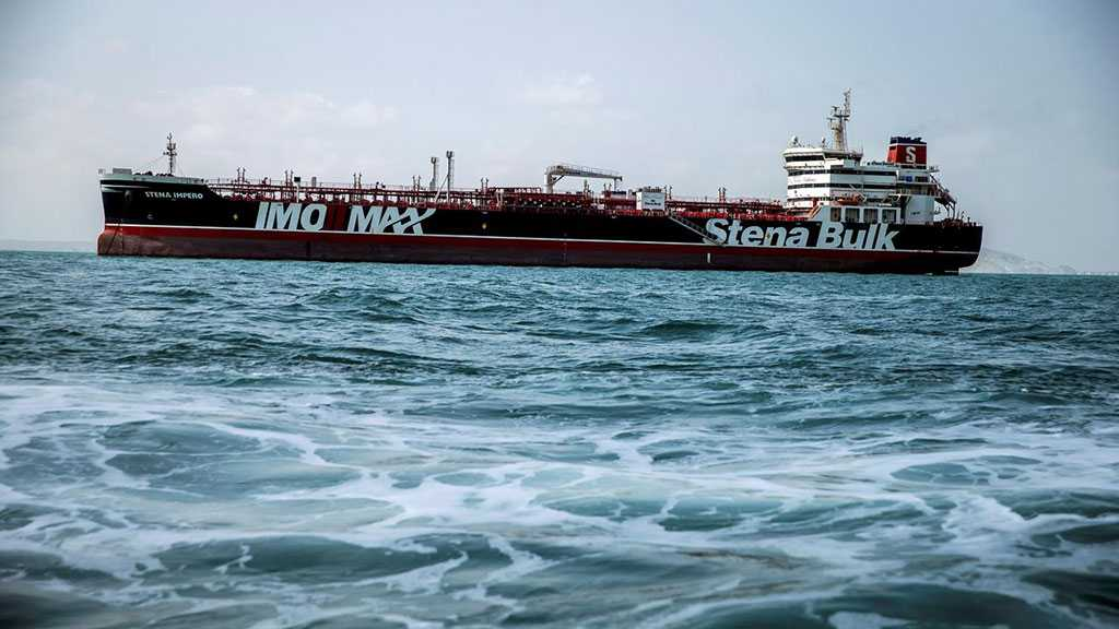Iran Says Legal Steps for UK Tanker Release Completed