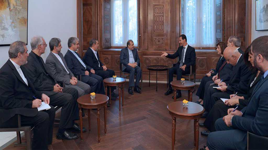 US, Allies Lost Hope in Achieving Goals in Syria - Assad