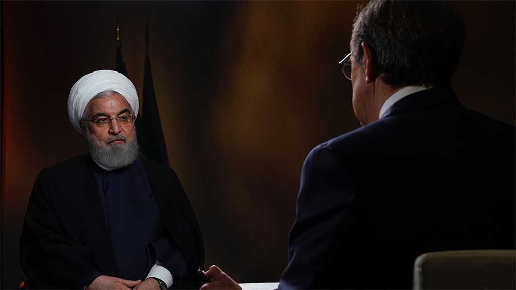 Rouhani: Trump must Restore Trust before Any Talks