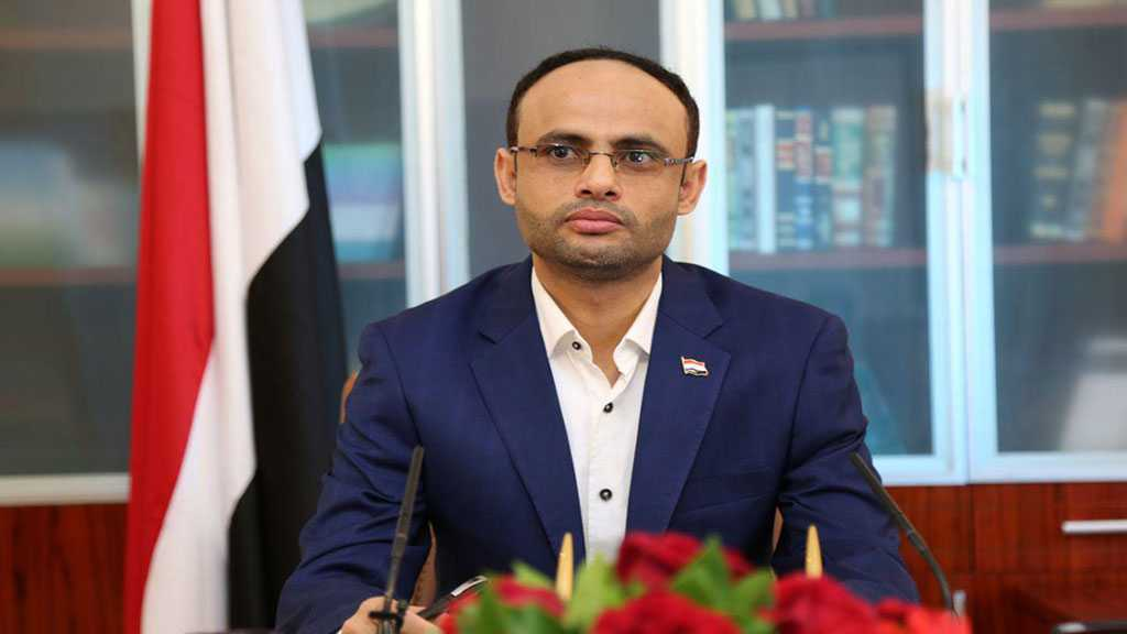 President of Yemen's Supreme Political Council to Saudi Regime: Still Committed to Peace with Very Limited Patience