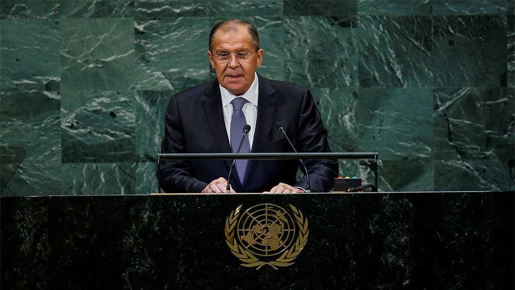 Lavrov Lambasts US for Breaching UN Resolutions, Quitting JCPOA
