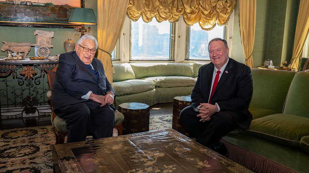 Sanders Attacks «Destructive» Kissinger after Pompeo Visit