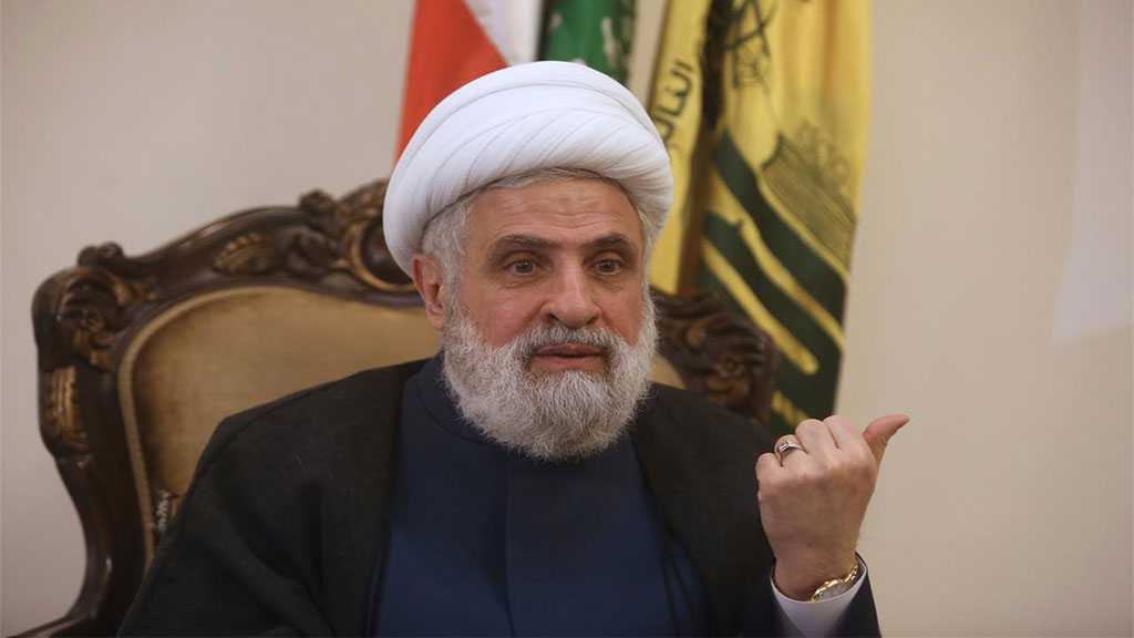 Hezbollah Deputy SG: The Axis of Resistance Set a Balance of Deterrence for the Americans, 'Israelis'