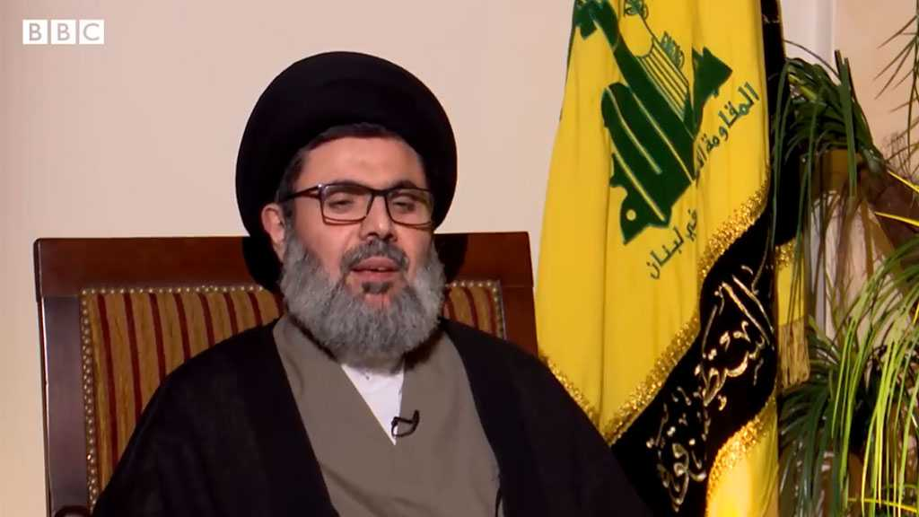 "Hezbollah Executive Chief Tells BBC ""We've Been Defending People's Demands All Along"""