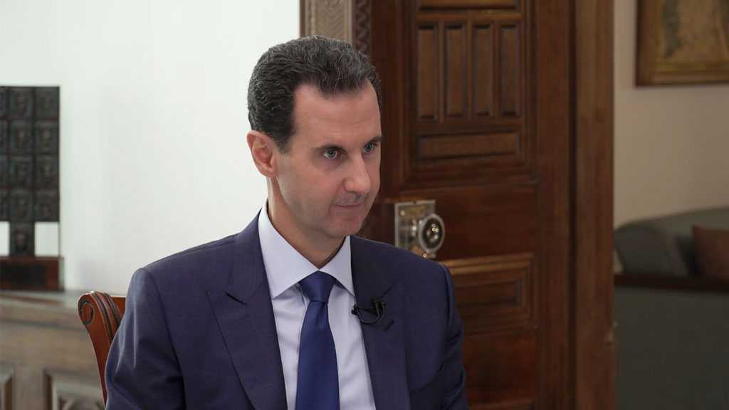 Assad: EU Should Fear the Terrorists It's Backing in Syria, Not Refugees